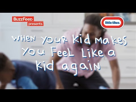 when-kids-make-you-feel-like-a-kid-again-|-buzzfeed-x-little-tikes