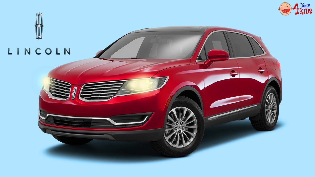 Car Brands Starting With A >> SUVs for Kids. Car BRANDS for KIDS. Animation for Children ...