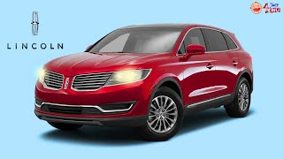 SUVs and Crossovers. Car Brands for Kids. Videos for children