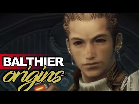 The Entire Life Of Balthier (Final Fantasy 12 Explained)