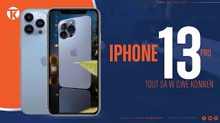iPhone 13 Pro Tout sa w dwe konnen