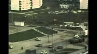 район Ясенево 1989 год, улица Паустовского. Yasenevo