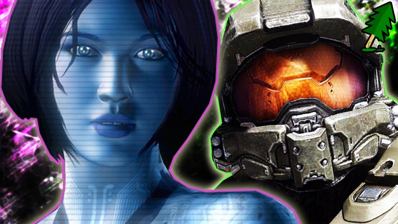 The Actress Behind Halo 4 Cortana Mackenzie Mason Talks