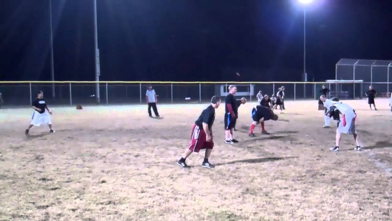 adult flag football Texas