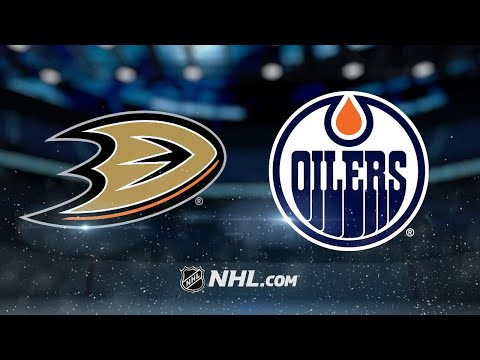 Talbot, Oilers edge Ducks in shootout, 2-1