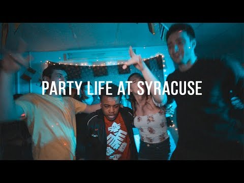 A WEEKEND AT SYRACUSE UNIVERSITY // EPISODE 3