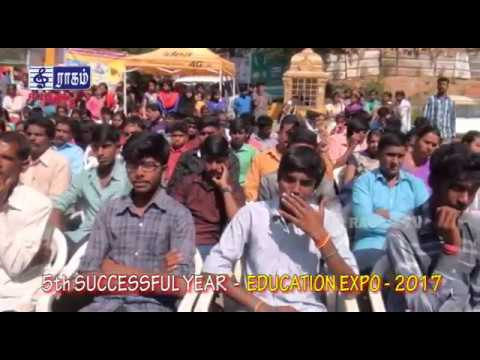 5th SUCCESSFUL YEAR EDUCATION EXPO 2017 - RAGAM TV & OMEGA EVENTS