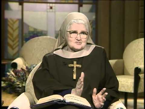 MOTHER ANGELICA LIVE  - PERSONAL CONVERSION - 1/5/1993