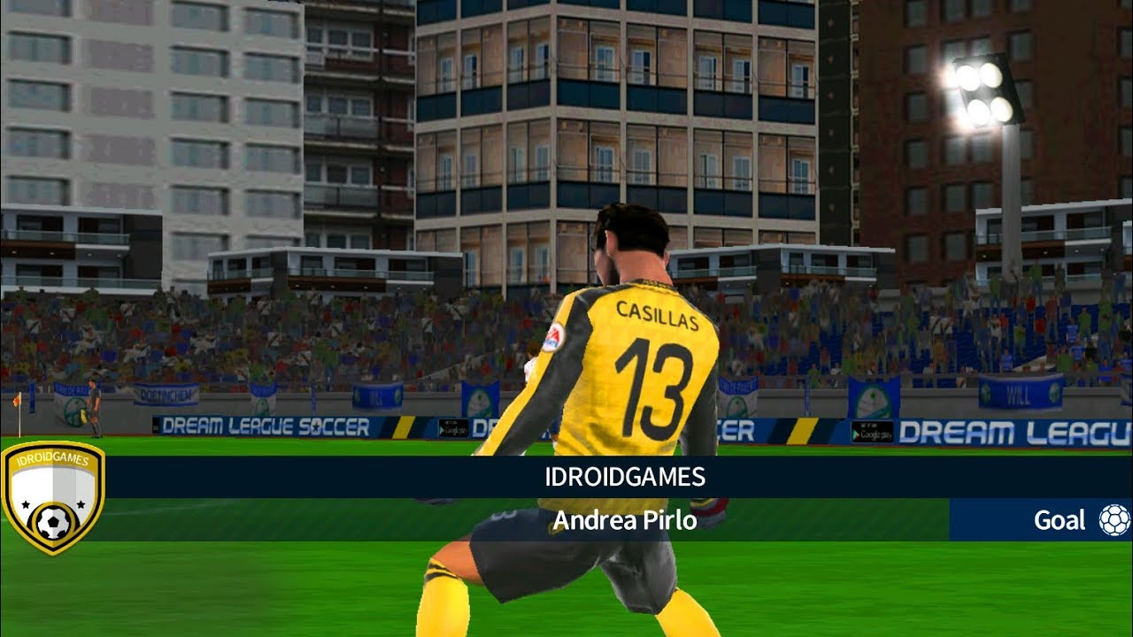 Dream League Soccer 2018 - Gameplay (iOS, Android)