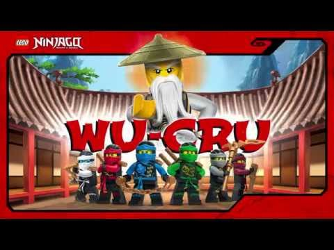 WU-CRU App Launch - LEGO Ninjago - Trailer
