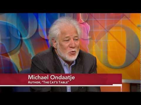 Conversation: Michael Ondaatje