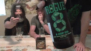 8 Hop IPA - Rogue - Beer O'Clock with Slosh & Buuz #60