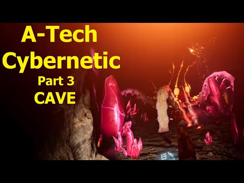 A-tech Cybernetic VR (Part 3) Cave | Oculus Quest 2 | No Commentary |