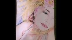 Vesivärimaalaus |Cute watercolor painting