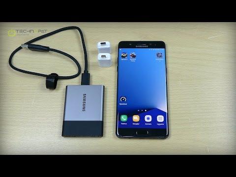Samsung T3 Taşınabilir SSD İncelemesi