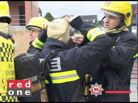 World Class Maritime Fire Fighting Training