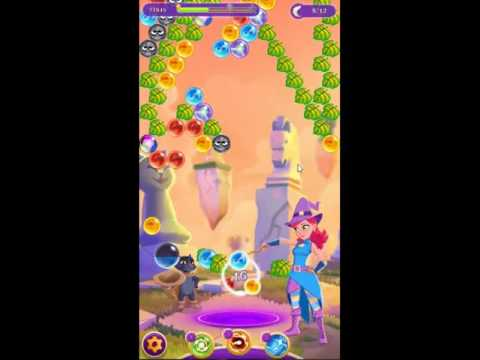 Bubble Witch Saga 3 Level 364 - NO BOOSTERS 🐈