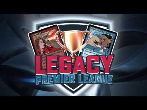 Legacy Premier League - Coming to Twitch April 20th