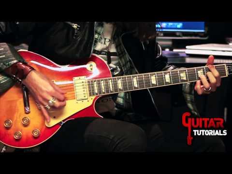 Black Dog (Led Zeppelin) - Rhythm - Guitar Tutorial with Paul Audia