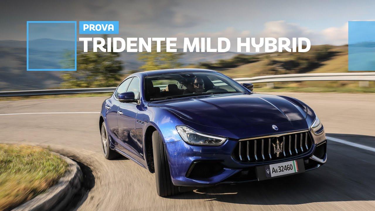 Download Maserati Ghibli Mild Hybrid: 330 CV bastano e avanzano, ma la TROFEO...