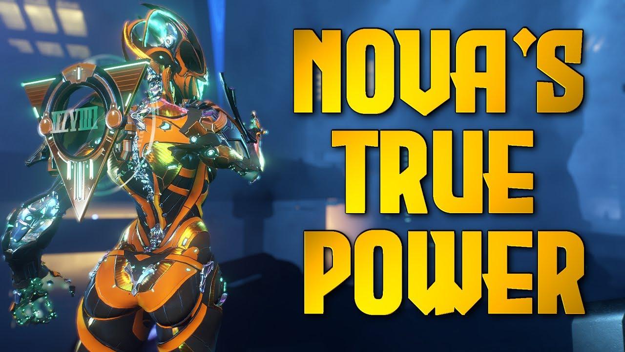 Warframe Nova Nuke : Nova warframe with tachyon alternate helmet i made as.
