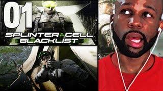 Splinter Cell Blacklist Gameplay Walkthrough Part 1 - Intro (Lets Play) (Playthrough)