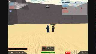 Roblox RFA D-day Part 1