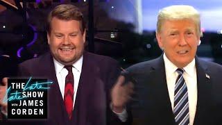 Trump Is Feeling Great & Ready to Debate!
