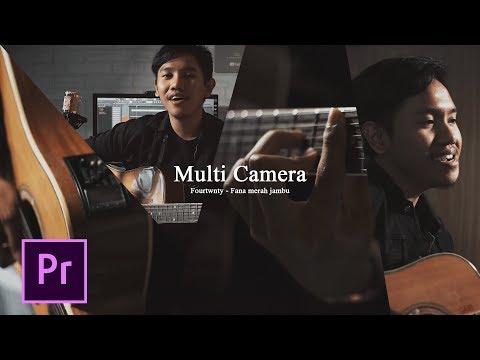 MULTI CAMERA EDITING Di Adobe Premiere Pro