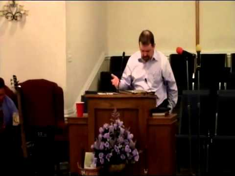April 9 2014 - Bro. Brian Collins - Can a Christian Sin and Get By With It?