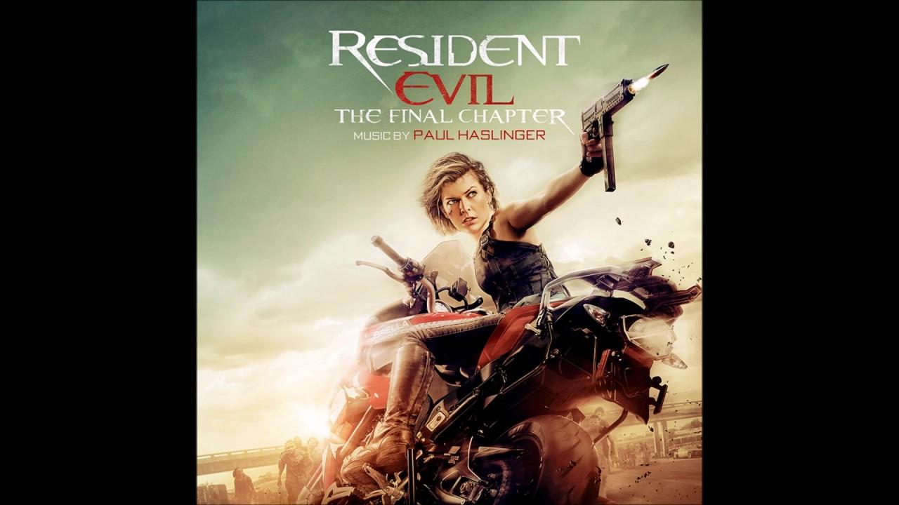 """Resident Evil The Final Chapter: """"Laser Corridor Revisited"""" (Resident Evil"""