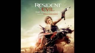 "Paul Haslinger - ""Laser Corridor Revisited"" (Resident Evil: The Final Chapter OST)"