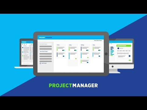 ProjectManager.com Explained in 1 Minute