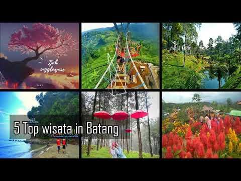5 Tempat Wisata Yang Wajib Dikunjungi Di Batang Jawa Tengah