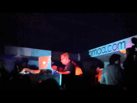 Andy Fletcher - djset @spazioMAD - Never let me down again+Behind the wheel
