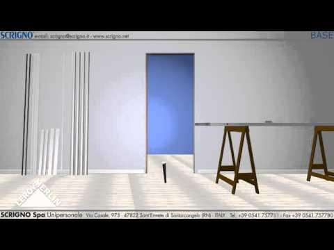 Monter La Porte Scrigno Youtube