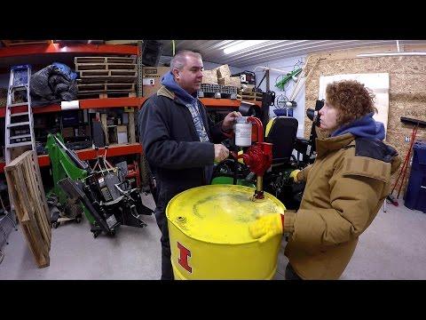 DIY Diesel Fuel Storage Solution Version 3