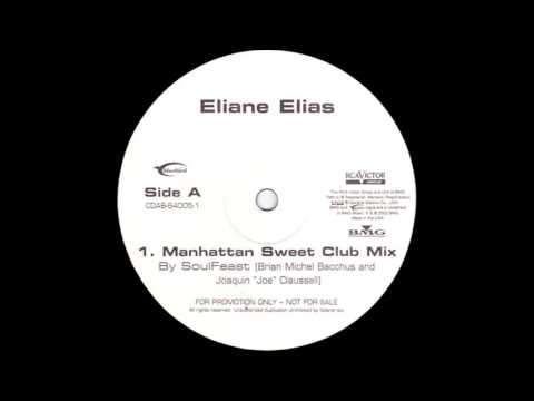 Eliane Elias ‎– Manhattan (Sweet Club Mix)
