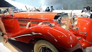 ドイツ・シュツットガルト・メルセデスベンツ博物館⑤戦前~戦後のベンツ!Mercedes-Benz museum,Stuttagart ,Germany