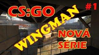 Hra s editorem: CS:GO WINGMAN #1 / Overpass / NOVÁ SÉRIE