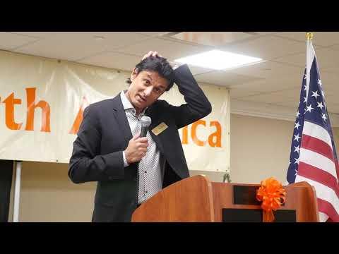 Navdeep Chandel Speech