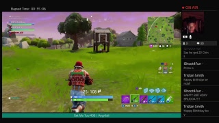 Fortnite / w FaceCam | Close To 630 | BDAY AT 12:00 | BIG WINS | Lvl 50+ 8000 Kills | GIVEAWAY |