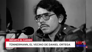 Dr. Carlos Tünnerman el vecino de Daniel Ortega