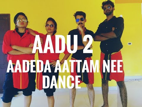 Aadu 2 | Aadeda aattam nee Dance | Vadam vali song| Gokul Devis ft D-Outlaws Choreography