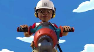 Bob der Baumeister Deutsch 🛠⭐Lern Mit Leo: Leo und die Posts⭐🛠1 Stunde Kompilation | Kinderfilm