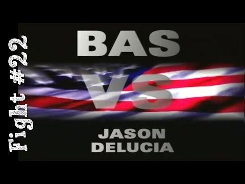 Bas Rutten's Career MMA Fight #22 vs. Jason Delucia