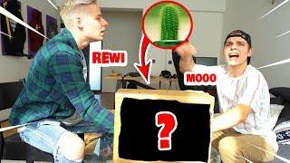 WTF! Was ist in der BOX Challenge mit REWI 🌵