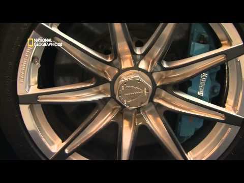 Nhà máy sản xuất siêu xe Koenigsegg Agera