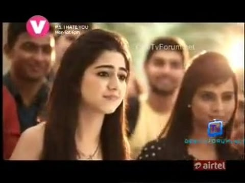 P. S. I Hate You 10th November 2014 Watch Online pt..