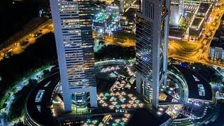 United Arab Emirate (UAE) Beautiful Tower In Dubai